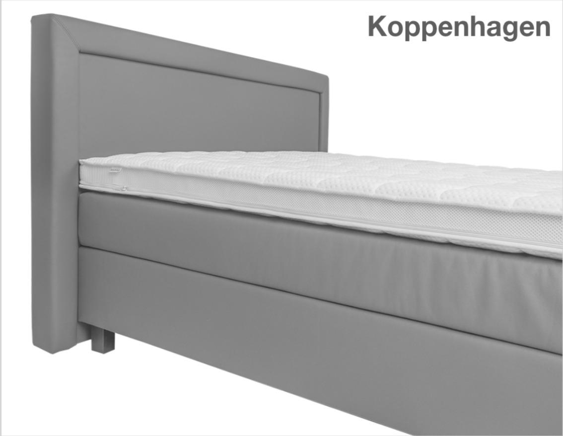 HELMING Kopfteil Koppenhagen hellgrau | Boxspringbetten-Dortmund